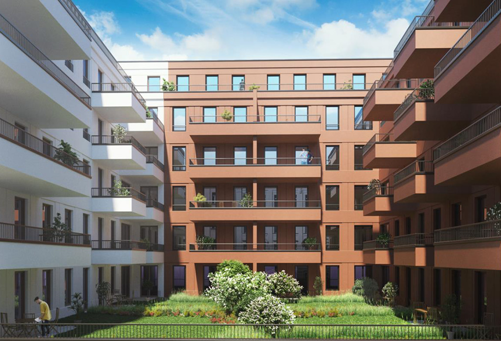 Genthiner 40 G40 Berlin Investment Property